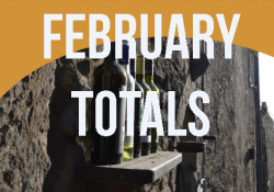 february totals